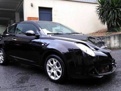 used Alfa Romeo MiTo 1.3 jtd sinistrado