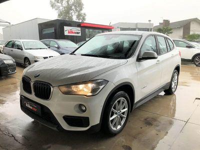 usado BMW X1 18D S-Drive