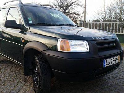 gebraucht Land Rover Freelander 2.0 TD4