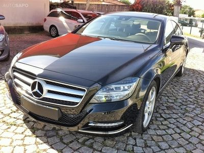 usado Mercedes CLS350 Classecdi