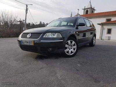 usado VW Passat 1.9 TDi 130cv cx6
