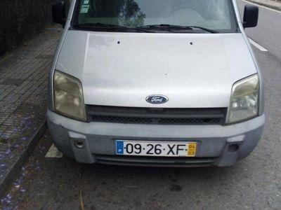 usado Ford Transit Longa