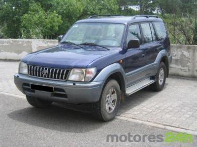 usado Toyota Land Cruiser 3.0 TD Pack 1