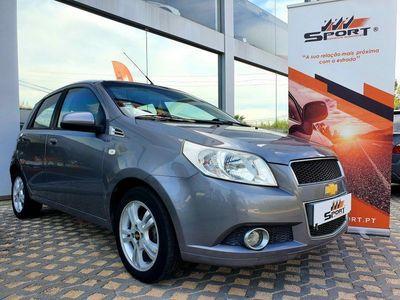 usado Chevrolet Aveo Bi-Fuel
