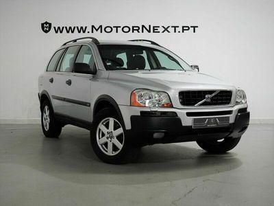 usado Volvo XC90 2.4 D5 7 Lugares (Nacional)