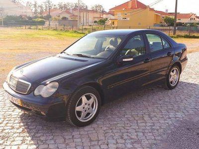 usado Mercedes C220 2.2CDI 143cv