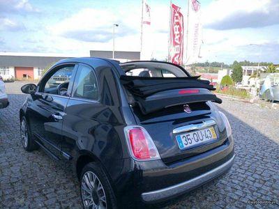 usado Fiat 500C 1.2