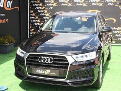 usado Audi Q3 2.0 TDi S-Line