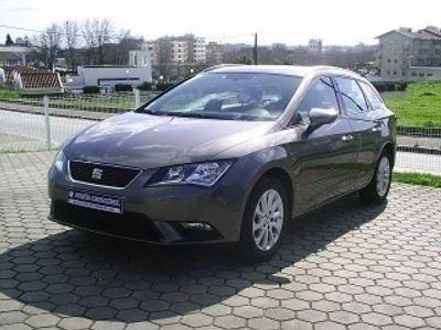 usado Seat Leon ST St (stationwagon) 1.6 Tdi Cr 105cv Ecomotive Start & Stop Style Gps Plus 5 portas