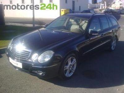 usado Mercedes E320 CDI AVANTGARDE 4-MATIC