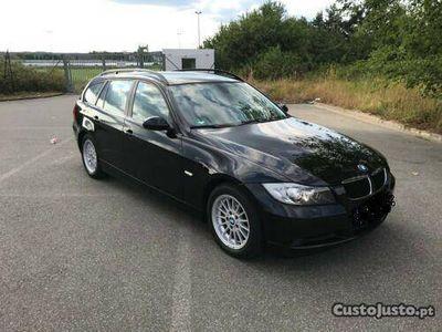 usado BMW 320 Diesel E91 GPS177 cv