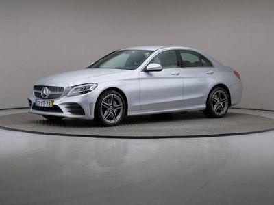 usado Mercedes C220 d AMG Line