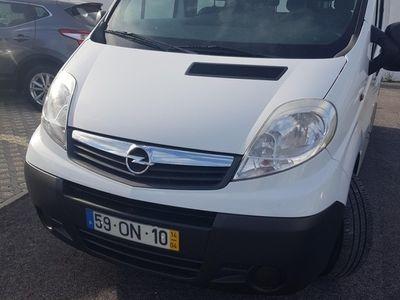 usado Opel Vivaro 2.0CDTI ECOFLEX 114CV