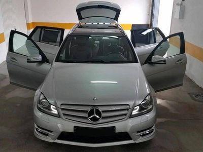 usado Mercedes C250 blue eficiency avantgarde amg