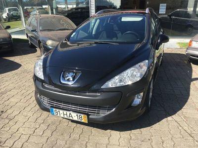 usado Peugeot 308 SW Exclusive