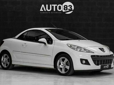 usado Peugeot 207 CC 1.6 HDi SE 200 Anos FAP