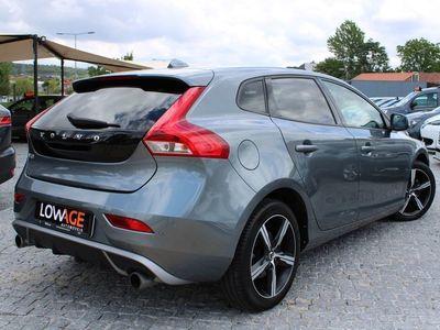 brugt Volvo V40 2.0 D2 R-Design