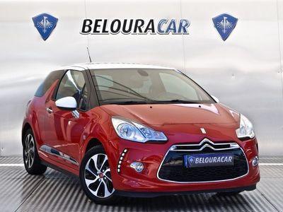 usado Citroën DS3 1.6 e-HDi Be Chic (GPS)