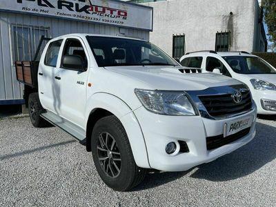 usado Toyota HiLux 2.5 D4d 4x4 144cv