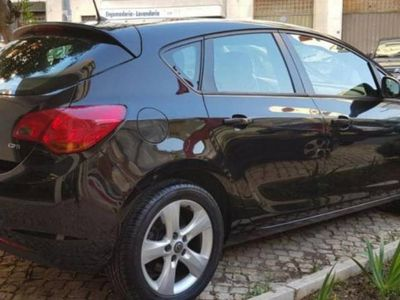 gebraucht Opel Astra 1.7 enjoy CDTI