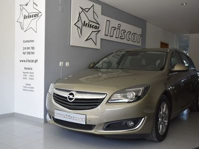 usado Opel Insignia Sports Tourer 1.6Cdti Sports Tourer Selection