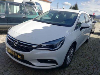 usado Opel Astra 1.6 cdti 5lug 110cv