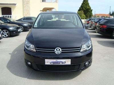 usado VW Touran 1.6 TDi BlueMotion Highline DSG 7L (105cv) (5p)