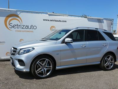 usado Mercedes GLE500 E 4-MATIC AMG Plug-in