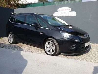 usado Opel Zafira Tourer 1.6 (136Cv) Cosmo 7Lug Panorâmico 199€Mês Nacional
