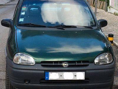 usado Opel Corsa B (73263)