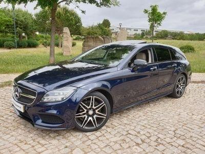 usado Mercedes CLS250 Bluetec AMG PLUS NIGHT PACK