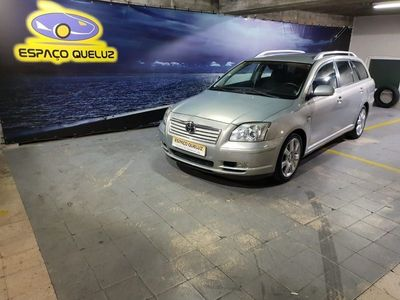used Toyota Avensis 2.0 D D4D