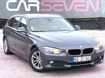 usado BMW 320 D Auto Line Modern