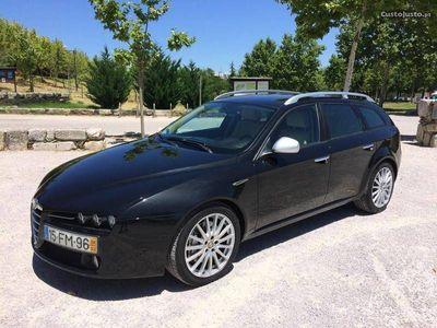 brugt Alfa Romeo 159 SW 2.4 JTDm 20V