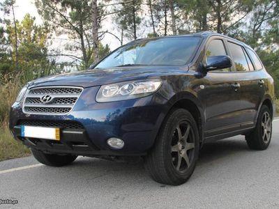 usado Hyundai Santa Fe CRDI
