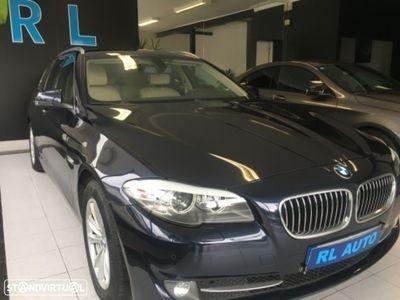 gebraucht BMW 520 D TOURING AUTO NAVIGATION