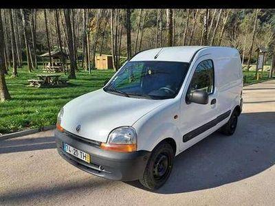 gebraucht Renault Kangoo 1.9