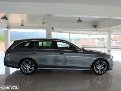 usado Mercedes E220 AMG Line Auto( 9G Tronic )