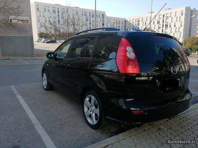 brugt Mazda 5 (televisão, GPS, câmera)