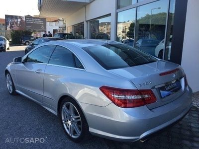 usado Mercedes E250 Classe ECDI Coupe AMG