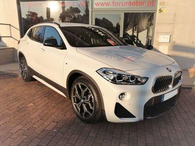 usado BMW X2 sDrive 16d Advantage Cx Auto/GPS/JLL18/LED/Versão Design