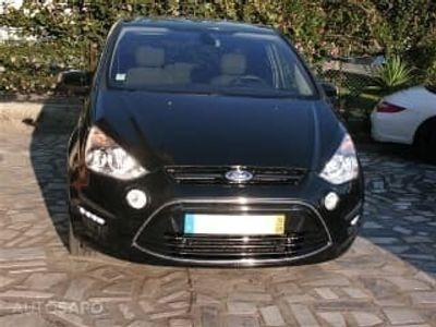 usado Ford S-MAX 2.0 TDCi Titanium 7L Aut. (140cv) (5p)