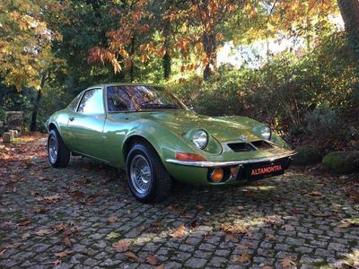 usado Opel GT Sport Coupe 1900