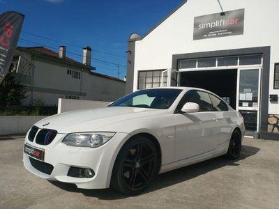 usado BMW 320 Coupe 184cv