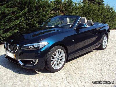 usado BMW 220 D Cabrio Luxury Line