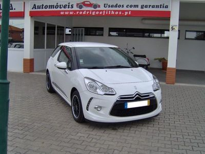 usado Citroën DS3 1.6 HDI AIRDREAM SO CHIC GPS 92 CV