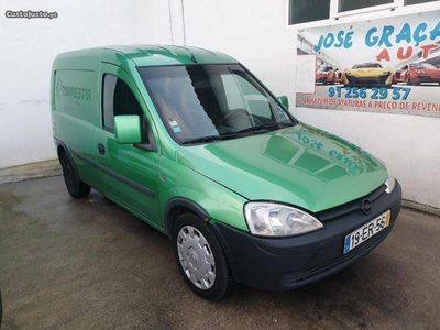 usado Opel Combo Van 1.3Cdti 11/2007