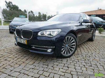 usado BMW 740 d 3.0 313CV (GPS)