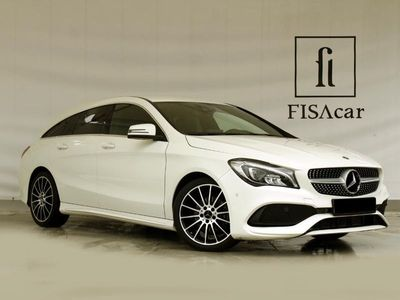 usado Mercedes CLA180 Shooting Brake AMG