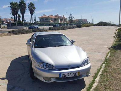usado Hyundai Coupé 1.6 FX RD1